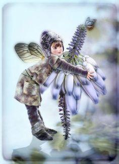 Fairy and Fantasy Art by Miharu Yokota