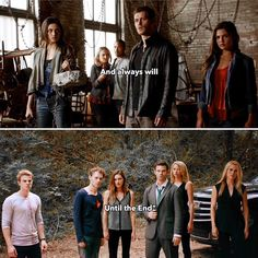 """""""forever"""". —— [The Vampire Diaries & The Originals]. —— quotes from song . ——"""