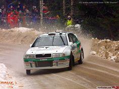 Skoda Octavia WRC Rally Car, Mk1, Engine, Cars, World, Rally, Motor Engine, Autos, Car