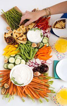 Need veggie tray ide