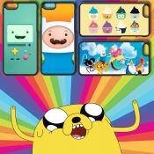 Find your favorite Adventure Time iphone phone case in wahaha.co.uk from £6.99 with free UK delivery
