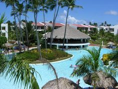 Punta Cana. Wouldn't you love to study here?