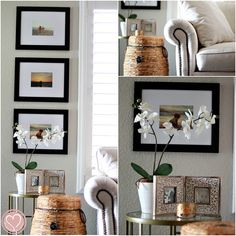 Global Inspired Living Room Refresh Design available at Walmart