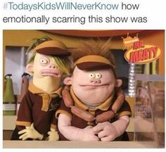 ~Today's Kids Will Never Know~ ~Mr. Meaty~