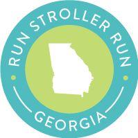 Stroller friendly races in Georgia #strollerrunner #stroller #running #georgia