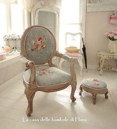 NEUE Frühjahr Kollektion Marie Antoinette von FloraDollhouse