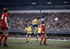 The longest semi-final in FA Cup history, Arsenal vs Liverpool .  Brian Talbot scores the winner in the 3rd replay, 1980.