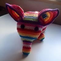 Crocheting : Elefant