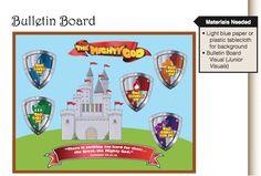 Bulletin Board Idea - Junior Teacher page 7