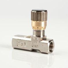 In line single-acting flow control valves | Tognella