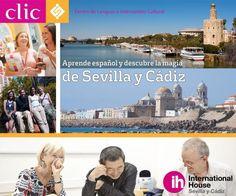 Onze partnerschool in Sevilla: Clic. Valencia, Movies, Movie Posters, Sevilla, Learning Spanish, Film Poster, Films, Popcorn Posters, Film Books