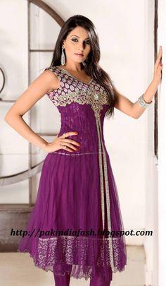 Pakistani Indian Fashion Styles