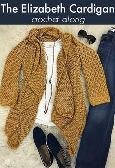 The Elizabeth cardigan-CAL