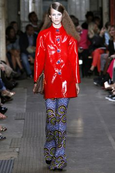 Moschino Cheap And Chic Spring 2013 Ready-to-Wear Collection Slideshow on Style.com