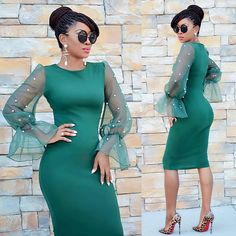 I Really like modern african fashion Elegant Dresses Classy, Classy Dress, Classy Outfits, Casual Dresses, Dress Outfits, Fashion Outfits, Stylish Outfits, Prom Dresses, African Fashion Designers