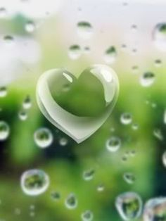 heart bubble :)