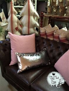 French pillows galor