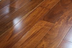 This is a great wood floor great price and color. Exotic engineered hardwood flooring is easy to install and a pleasure to look at for many years to come. Engineered Hardwood Flooring, Wooden Flooring, Hardwood Floors, Woodland Hills, Exotic, Glamour, Living Room, Easy, Color