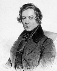 Robert Schumann (June 1810 - July German composer, pianist and music critic. Art Music, Music Artists, Classical Music Composers, People Of Interest, Music Images, Concert Hall, Conductors, Actors & Actresses, Musicals