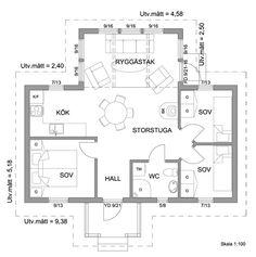 Bygga hus - bygga fritidshus - bygga villa » Våra hus