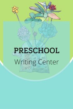 Preschool Writing Center Set Up + Organization Ideas Preschool writing center activities invite children to explore drawing & learning to shape letters beginning with their names. Become a more confident and effective preschool writing teacher. Kindergarten Poetry, Kindergarten Vocabulary, Kindergarten Teachers, Writing Center Preschool, Instructional Coaching, Writing Lessons, Early Literacy, Science Experiments Kids, Literacy Activities