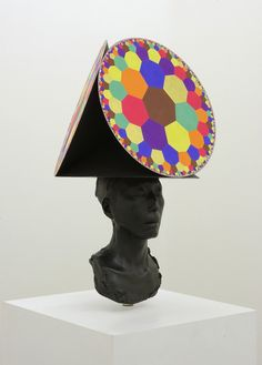Contemporary sculptures by Charles Avery