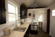 """The """"Notarosa""""—A Cozy 24' Tiny House by Titan Tiny Homes"""