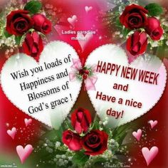 Inspirational And Motivational Images & Quotes To Start The New Week - Page 4 of 5 Happy New Year Poem, Happy Valentines Day Wishes, Happy New Week, Funny Good Morning Messages, Good Morning Texts, Good Morning Wishes, Monday Morning, New Week Quotes, Good Day Quotes
