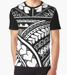 Polynesian All over tribal print by integralapparel