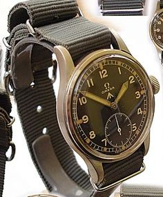 Extremely Rare WWII Omega Military Watch — HODINKEE - Wristwatch News, Reviews, & Original Stories