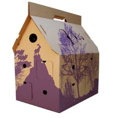 Great deal of the day on Brebì! The cardboard house!!!!