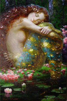 Painting by Victor Nizovtsev - xx