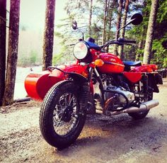 Ural sidecar motorcycles cost between $12,000 and $16,000.