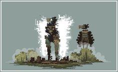 [OC] Lightmares : PixelArt
