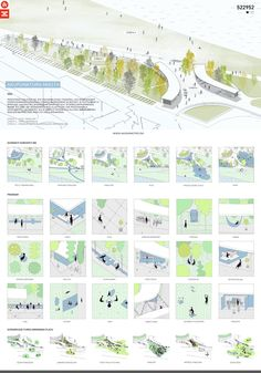 arch_it City Acupuncture public space competition 1st prize in competition for…