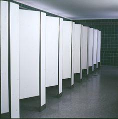 Trimline Bathroom Partition: A Full Guideline Of Commercial Bathroom Stalls  | Shower Remodel