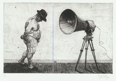 Kunstwerk William Kentridge