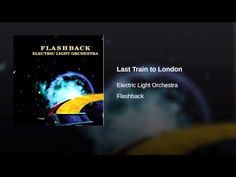 ELO - Last Train to London - Haven't posted this one before. Really lovin' it!