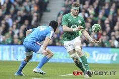 Sei Nazioni: torneo finito per Jamie Heaslip? - On Rugby