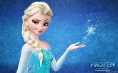 """I was at the mall and a little girl came up to me and said """" you look like Elsa!"""".... How cute"""