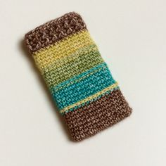 Ravelry: Scheepjeswol Stone Washed Cell Phone Cozy