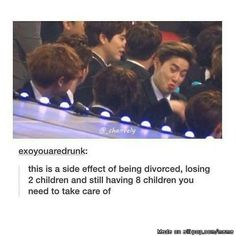 But still EXO-L love him. | allkpop Meme Center
