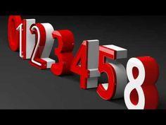 LICHTRECLAME profiel 0123458 doosletters met NEON en LED verlichting