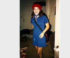 Bring on the Monica Lewinsky Halloween Costumes, 20 plus years later...