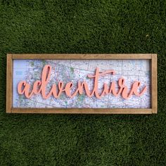 Have you seen our latest piece? This one measures 22x9 framed  Summer is almost here and we are all ready to go on an adventure! If you could go anywhere would you like to go? #wanderlust