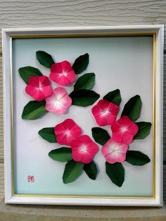 折り紙 - 花遊び 山遊び