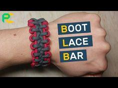 Night Crawler Paracord Bracelet without buckle - YouTube