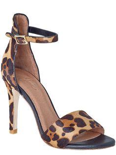 Joie Jaclyn Leopard Heels.