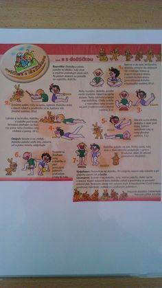 cvičenie Excercise, Crafts For Kids, Preschool, Health Fitness, Classroom, Songs, Education, Tv, Children