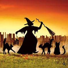 yard silhouette